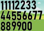 black-numbers