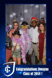 party event photo booth