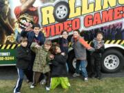 rolling video games party