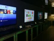 video game trailer tvs