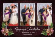 wedding magic photo booth