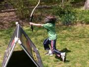 mobile archery tag