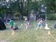 mobile archery tag
