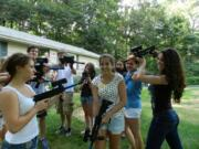 outdoor adult laser tag